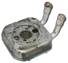 fiat 183 oil water heat exchanger.jpg